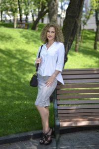 Rencontrez Tatyana, photo de belle femme russe