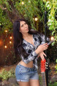 Rencontrez Kristina, photo de belle femme ukrainienne