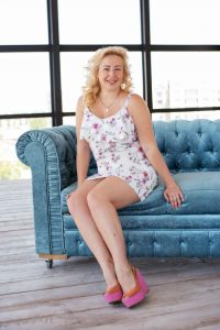 Rencontre avec Yana, photo de belle femme ukrainienne