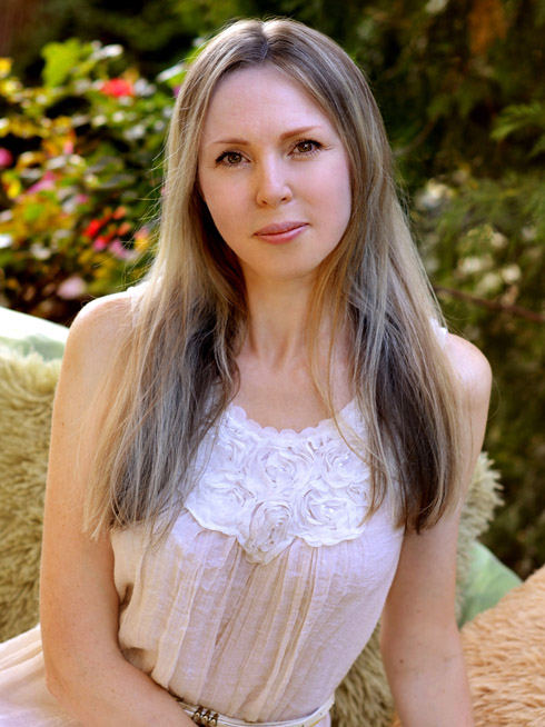 Rencontre avec Natalia, photo de belle femme ukrainienne
