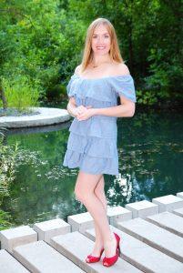 Rencontrez Anna, photo de belle fille ukrainienne
