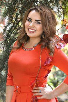 Rencontre avec Anna, belle femme ukrainienne photo