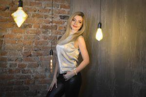 Rencontre avec Karina, photo de belle femme russe