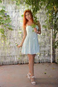 Rencontrez Lyudmila, photo de belle fille ukrainienne