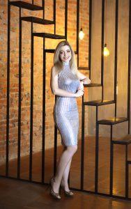 Rencontrez Karina, photo de belle femme ukrainienne