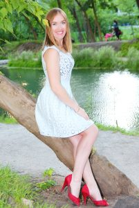 Rencontre avec Anna, photo de belle fille russe