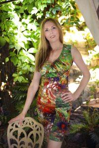 Rencontre avec Natalia, photo de belle femme russe