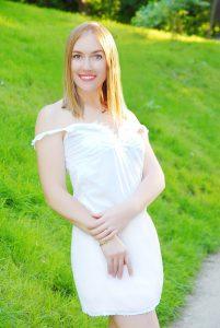Rencontrer Anna, photo de belle femme russe