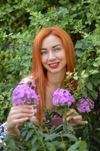 Rencontre avec Lyudmila, photo de belle femme russe