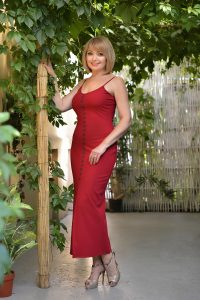 Rencontrez Nataliya, photo de belle femme russe