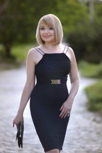 Rencontre avec Nataliya, photo de belle femme mature ukrainienne