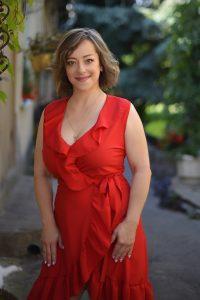 Rencontre avec Yuliya, photo de belle femme russe