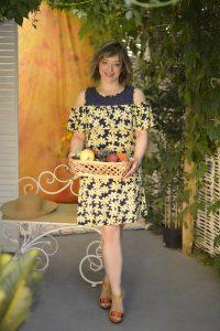Rencontre avec Yuliya, photo de belle femme mature russe