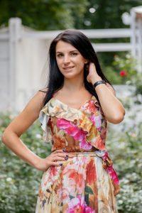 Rencontrez Ksenia, photo de belle femme ukrainienne