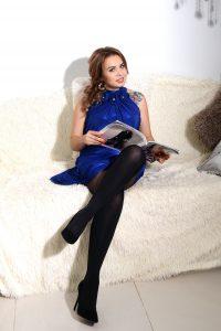 photo de belle femme russe