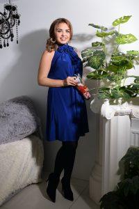 Rencontre avec Anna, photo de belle femme ukrainienne