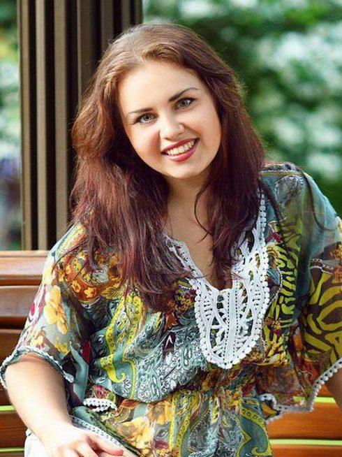 Anna   Femme ukrainienne   agence matrimoniale   Au Cœur de l'Est