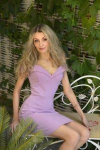 Rencontrez Olga, photo de belle femme ukrainienne