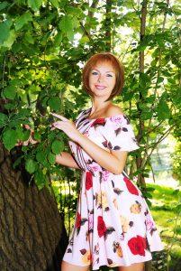 Rencontrez Natalia, photo de belle femme mature russe