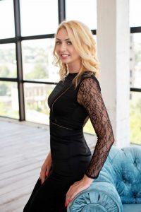 Rencontrez Yana, photo de belle fille ukrainienne