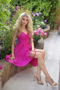 Rencontre avec Olga, photo de belle femme ukrainienne