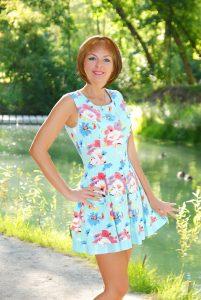 Rencontrez Natalia, photo de belle fille russe