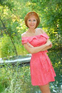 Rencontrez Natalia , photo de belle femme ukrainienne