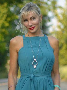 Rencontre avec Anna, photo de belle femme russe