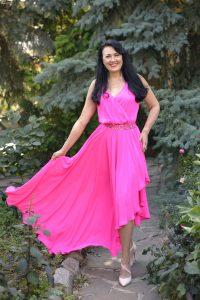 Rencontre avec Elena, photo de belle femme mature d'Ukraine