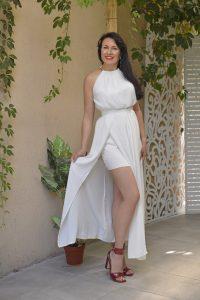 Rencontre avec Elena, photo de belle femme mature ukrainienne