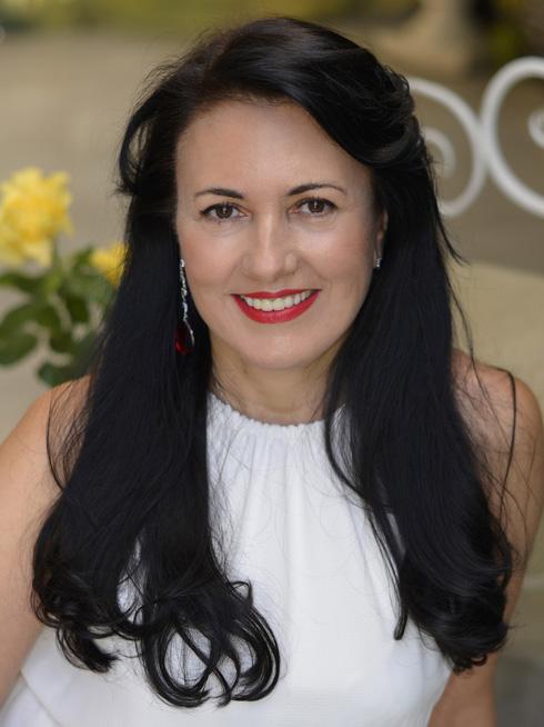 Rencontre avec Elena, photo de belle femme mature russe
