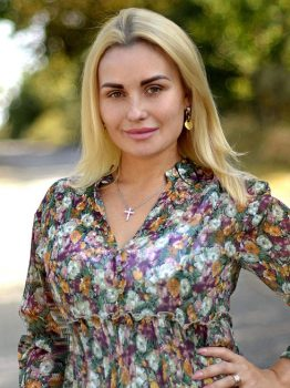 Rencontrez Svetlana, photo de belle femme russe