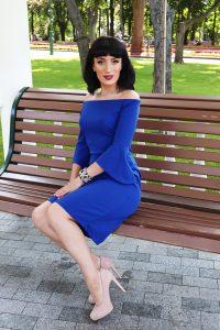 Meet Ekaterina, photo of beautiful mature Russian woman