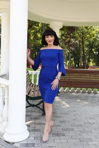Rencontre avec Ekaterina, photo de belle femme mature ukrainienne