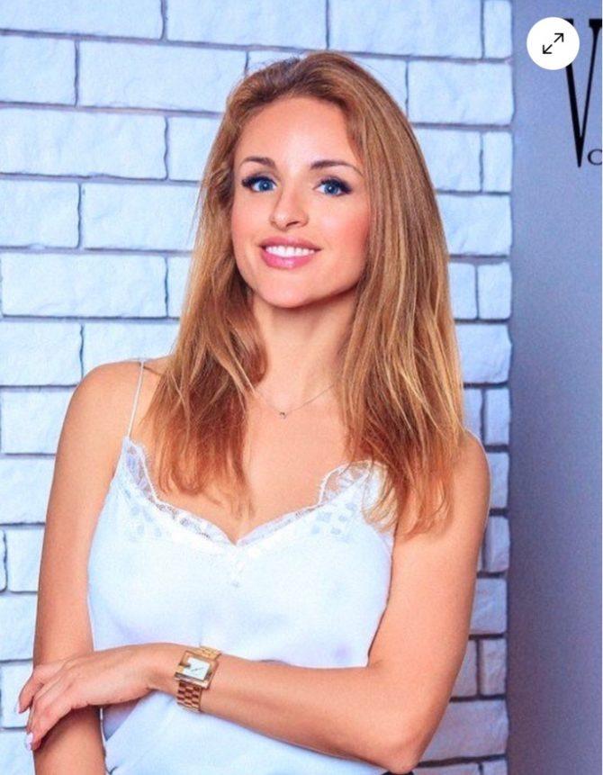 Rencontre avec Valentina, photo de belle femme ukrainienne
