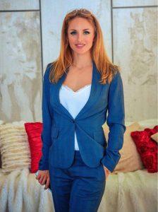 Rencontrez Valentina, photo de belle femme russe