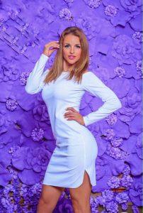 Rencontre avec Valentina, photo de belle femme russe
