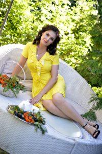 Rencontrez Yulia, photo de belle femme russe
