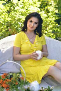 Rencontre avec Yulia, photo de belle femme mature ukrainienne