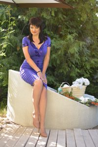 Rencontrez Natalya, photo de belle femme mature russe