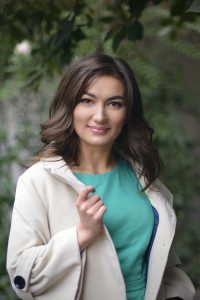 Rencontrez Daria, photo de jolie fille russe