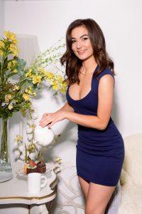 Rencontre avec Daria, photo de belle femme ukrainienne