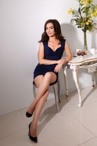 Rencontrez Daria, photo de belle femme ukrainienne
