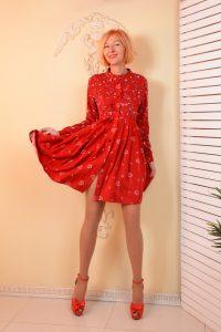 Rencontrez Viktoriya, photo de belle femme mature ukrainienne
