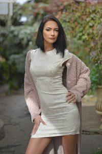 Rencontre avec Alesya, photo de belle femme ukrainienne