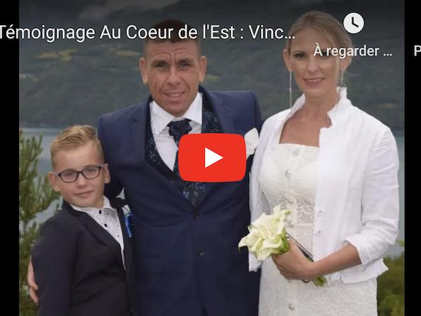 Témoignage couple rencontré grâce à l'agence matrimoniale Au Coeur de l'Est