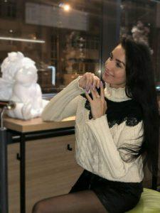 Rencontrez Yuliya, photo de belle femme russe