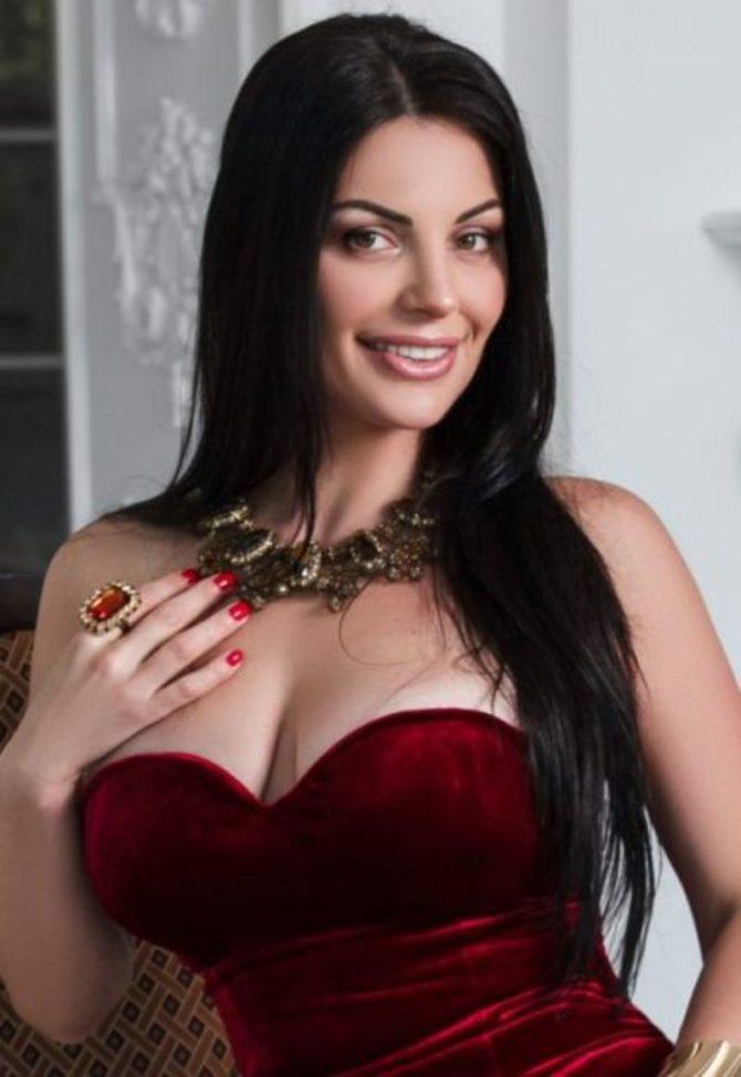 Rencontre avec Valentina, site de rencontre russe photo