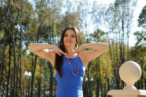 Meet Victoria, photo of beautiful Ukrainian woman