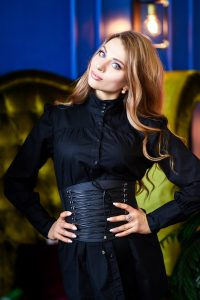 Meet Kseniya, photo of beautiful mature Ukrainian woman